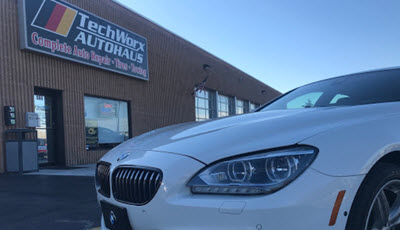 BMW Repair at TechWorx Autohaus